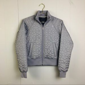 The North Face Women Puffer Jacket Grey size XS